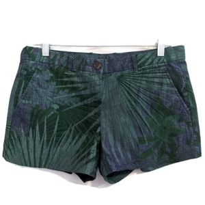 Gap Tropical Print Shorts - Size 6 Women's